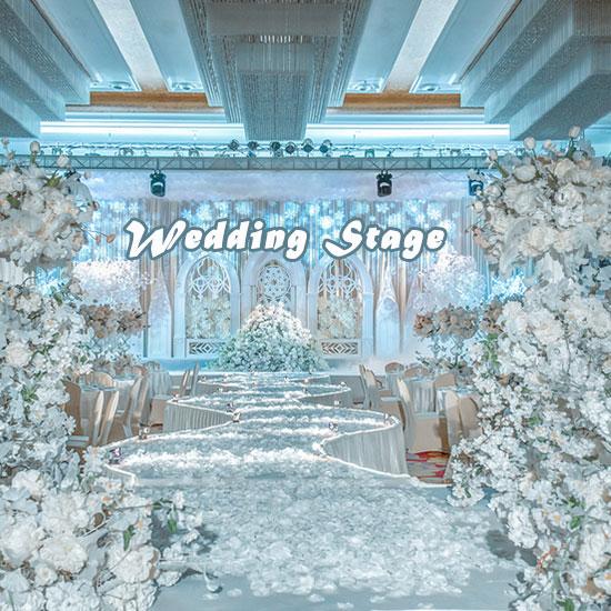 Wedding Stage Setting