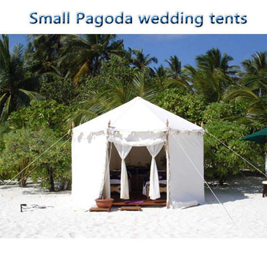 Small Pagoda wedding tents